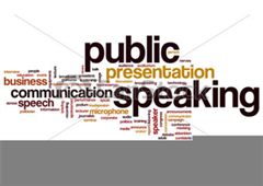 Girls Public Speaking Competition