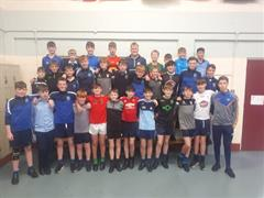 U14 Boys Gaelic