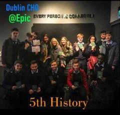 5th Year History Trip