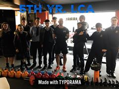 "LCA Trip to ""Fitness Journey"""