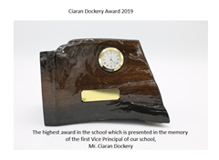Ciaran Dockery Award