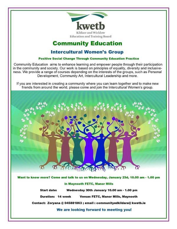 KWETB Intercultural Women's Group