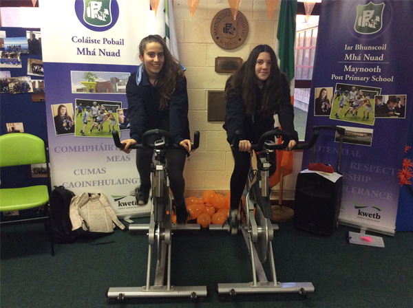 Spinathon - Cycle Against Suicide