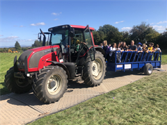 The National Ploughing Championships Trip 2019