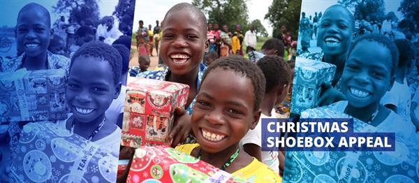 Christmas Shoebox Appeal 2019