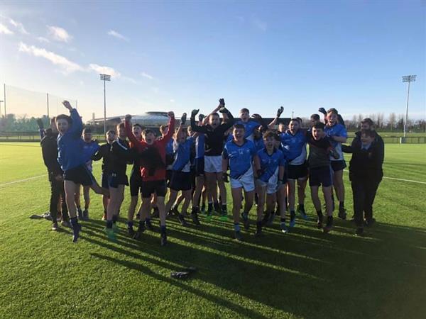 2nd Year Boys GAA Win Dublin A