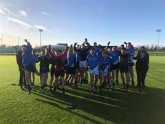 2nd Year Boys GAA Win Dublin A
