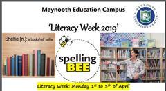 Literacy Week (1st - 5th of April)