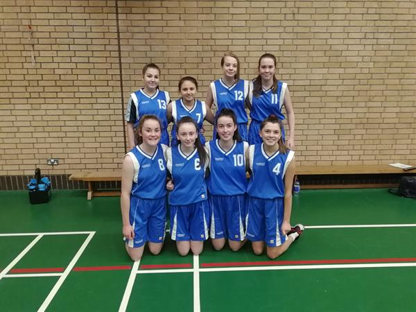 U16 Girls Basketball