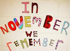 MEC Chaplaincy: November Remembrance Month