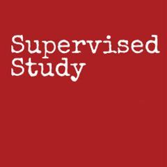 Supervised Study 2021-2022