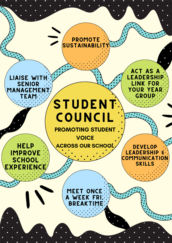 Student Council Application Process-Now Open